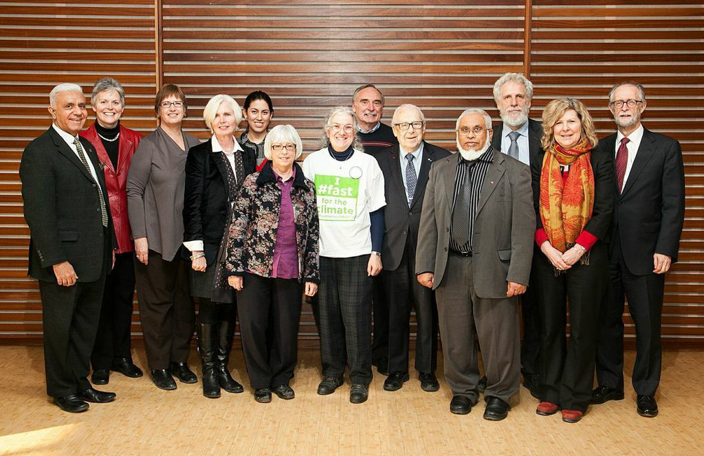 Members of the Canadian Interfaith Conversation - January 22, 2015