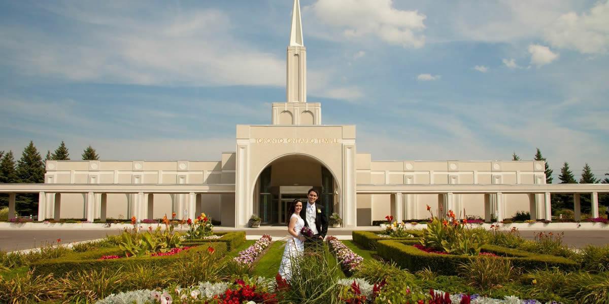 Latter Day Saints - Wedding